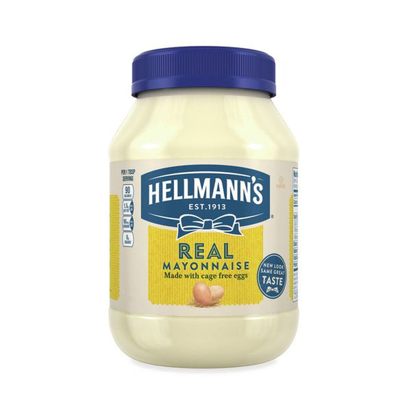Hellmans Real Mayonnaise