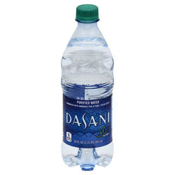 Agua Dasani Pack of 24 16oz