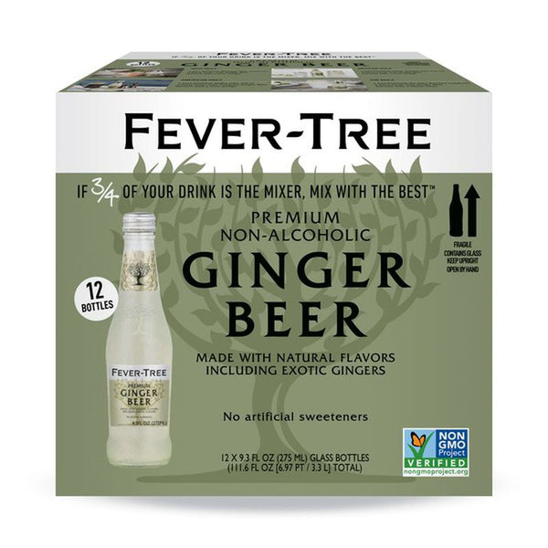 Fever Tree Ginger Ale Premium