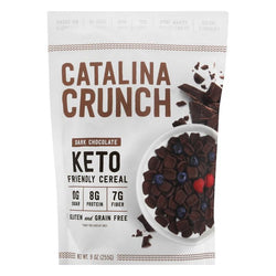 Catalina Crunch Dark Chocolate Keto Cereal
