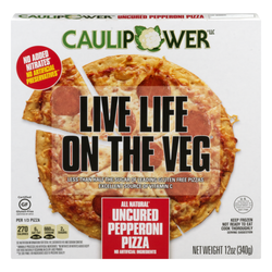 Caulipower Peperoni Vegetable Pizza