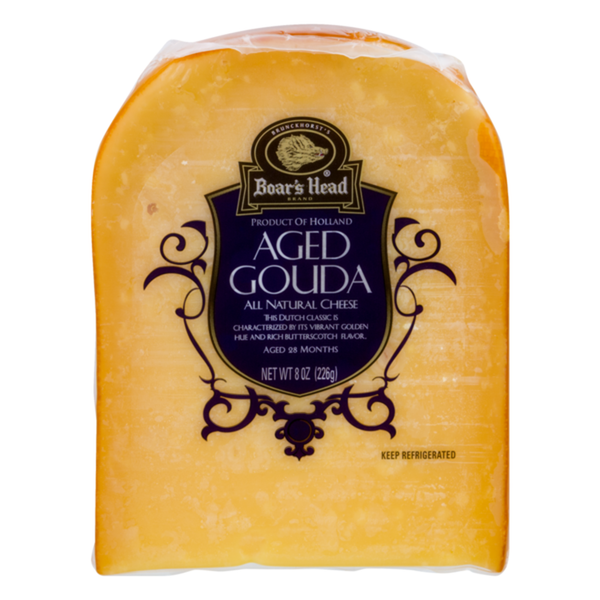 Aged Gouda Boars Head