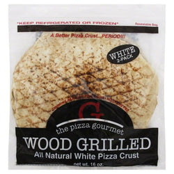 Wood Grilled the Pizza Gourmet Crust