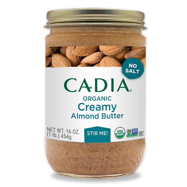 Almond Butter Cadia