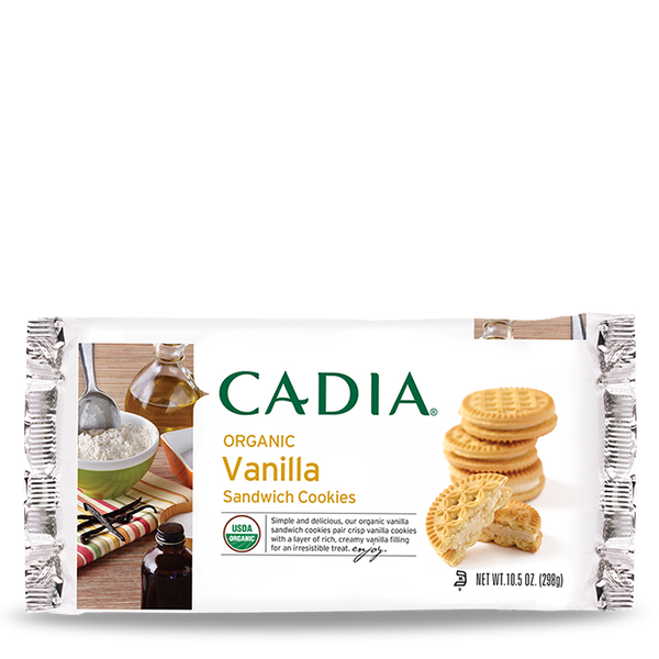 Cadia Vanilla Cookie