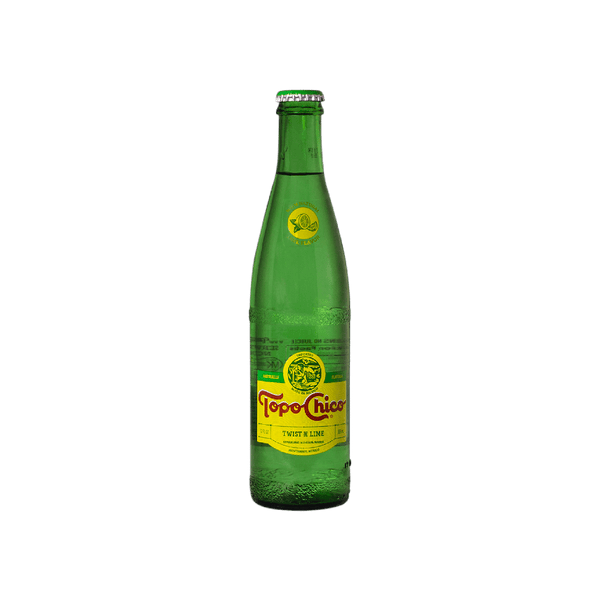 Topo Chico 4 Pack Twist of Lime