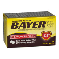 Bayer Aspirin Box - Box of 24