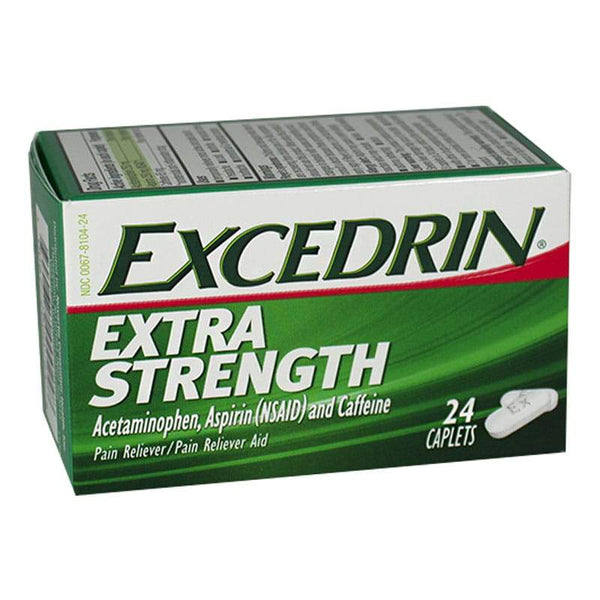 Excedrin Extra Strength - Box of 24