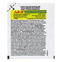 Advil Allergy & Congestion Relief - Pack of 1