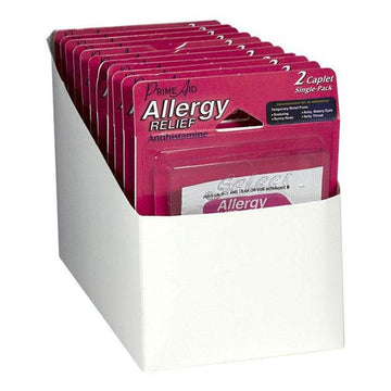 UNAVAILABLE - Prime Aid Allergy Relief Compare to Benadryl Carded - Card of 2