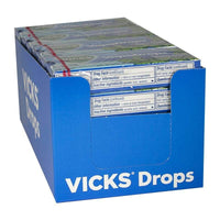 Vicks VapoDrops Menthol - Box of 20 Drops