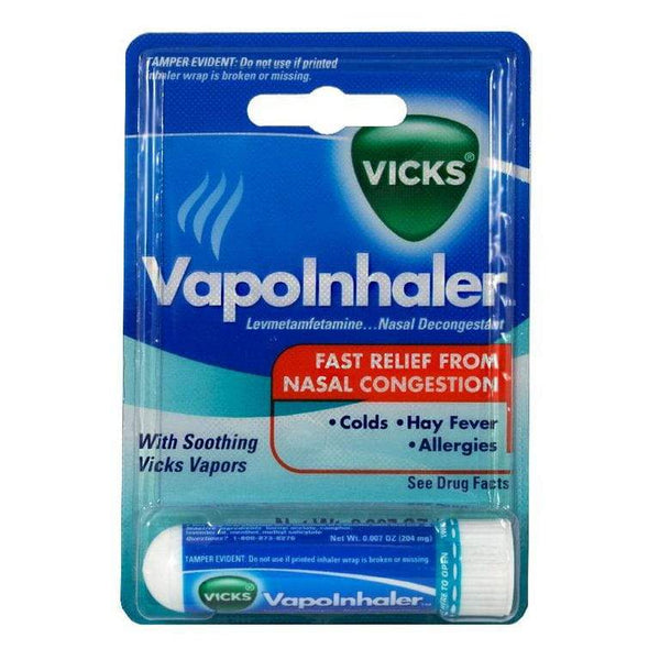 Vicks VapoInhaler - 0.007 oz.