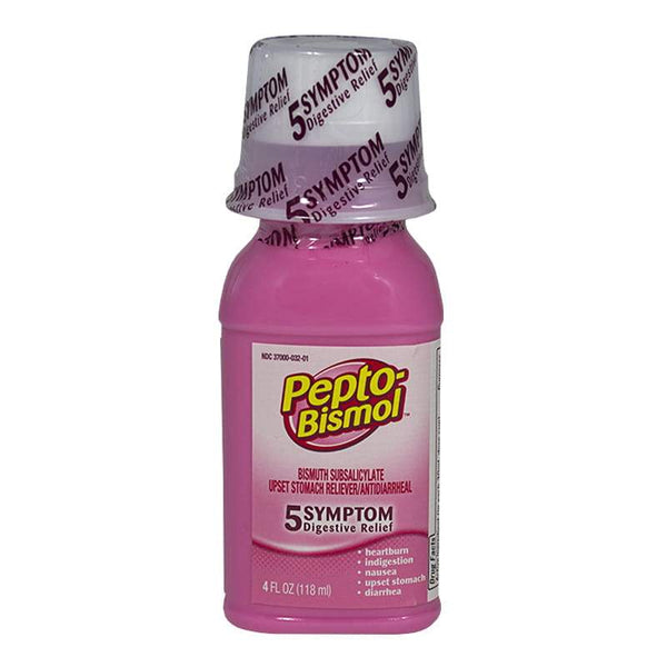 Pepto Bismol Liquid - 4 oz.