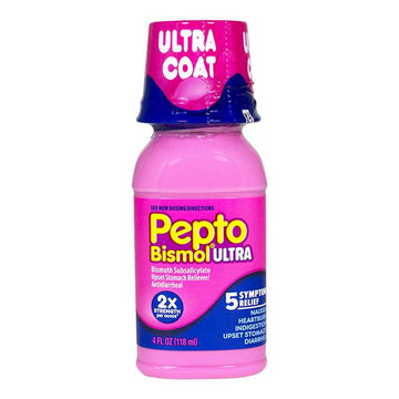 Pepto Bismol Max Strength Liquid - 4 oz.
