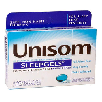 Unisom SleepGels - Box of 8