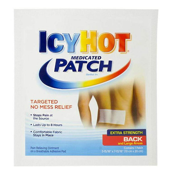 Icy Hot Medicated Patch - 10cm x 20cm