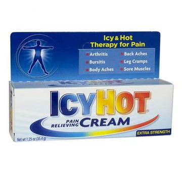 Icy Hot Pain Relieving Cream - 1.25 oz.