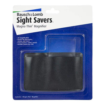 DISCONTINUED - Bausch & Lomb Sight Savers Magnifier