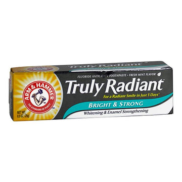 Arm & Hammer Truly Radiant Toothpaste - 0.9 oz.