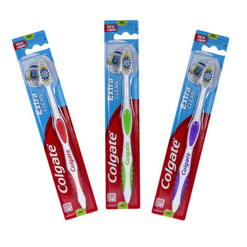 Colgate Extra Clean Medium Toothbrush