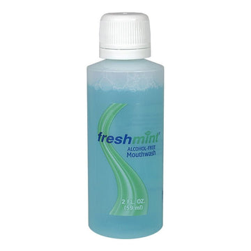 Freshmint Alcohol-Free Mouthwash - 2 oz.