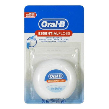 Oral B Waxed Floss - 54 yd.