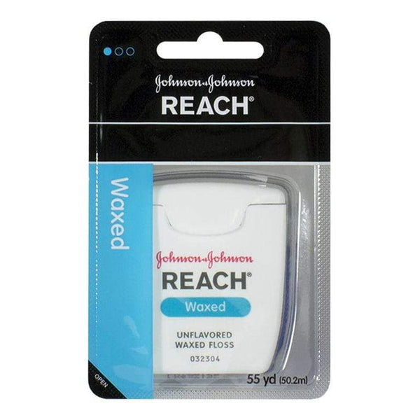 Reach Waxed Floss - 55 yd.