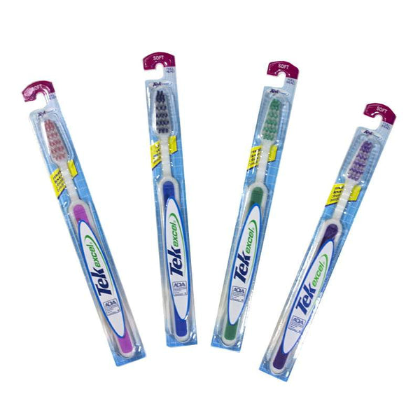 DISCONTINUED - Tek Excel Soft Toothbrush