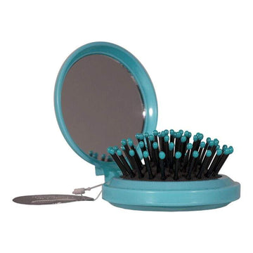 DBM - Mon Image Folding Pop Up Hairbrush & Mirror