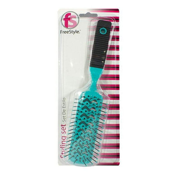 Free Style Professional Styling Vented Hairbrush - 8.25 in.