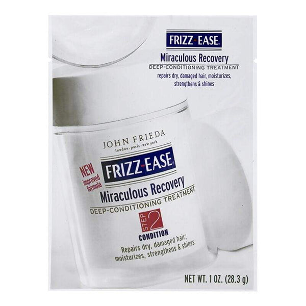DISCONTINUED - Frizz-Ease Miraculous Recovery Deep Conditioning Treatment - 1 oz. foil pack