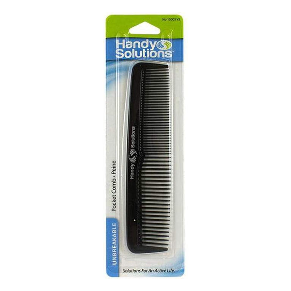Handy Solutions Pocket Comb - 5 in.
