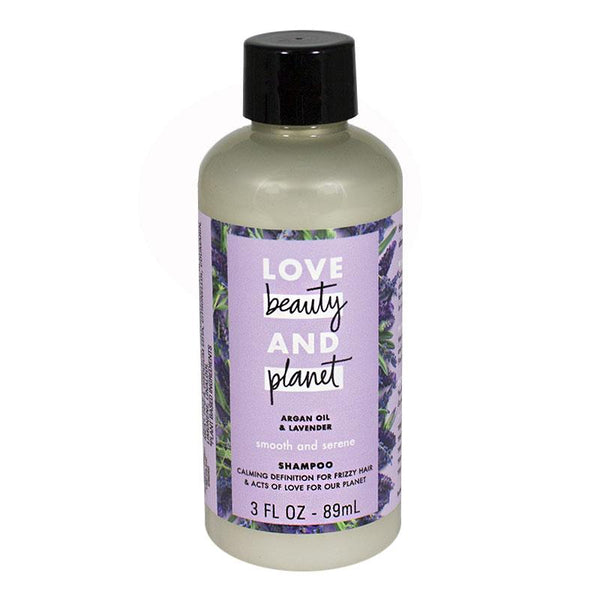 Love Beauty & Planet Argan Oil Shampoo - 3 oz.