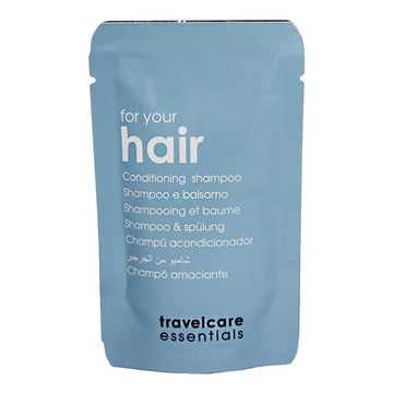 DISCONTINUED -  Travelcare Essentials For Your Hair Conditioning Shampoo - 0.5 oz.