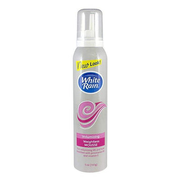 White Rain Mousse - 5 oz.