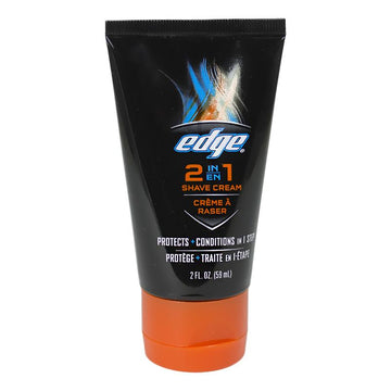 Edge 2 in 1 Shave Cream - 2 oz.