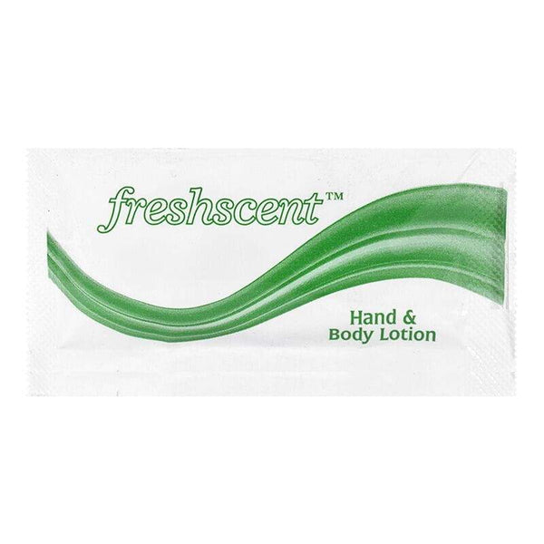 Freshscent Hand & Body Lotion, Packet - 0.25 oz.