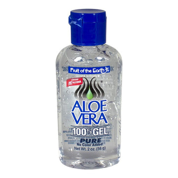 Fruit of the Earth 100% Aloe Vera Gel - 2 oz.