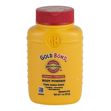 Gold Bond Medicated Body Powder - 1 oz.