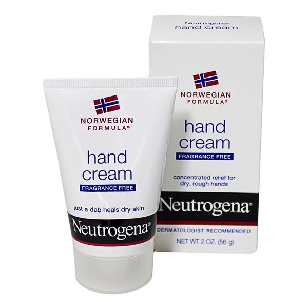 Neutrogena Swiss Formula Hand Cream