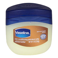 Vaseline Petroleum Jelly Cocoa Butter - 1.75 oz.