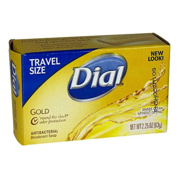 Dial Gold Antibacterial Soap Bar - 2.25 oz.