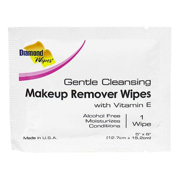 Facial Cleansing & Makeup Remover Towelette - Pack of 1