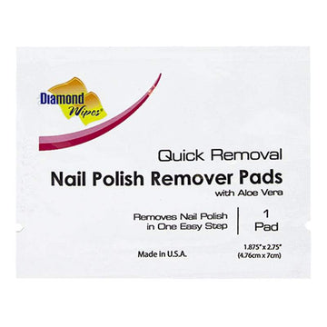 Nail Polish Remover Pads - Pack of 1