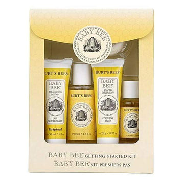 Burt's Bees Baby Bee Getting Started Kit - 5 Piece Gift Kit