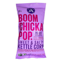 Angie's Boom Chicka Pop Sweet and Salty Popcorn - 2.5 oz.