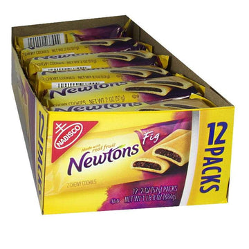 Fig Newton Cookies - 2 oz