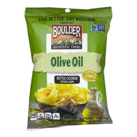 Boulder Canyon Olive Oil Kettle Cooked Potato Chips - 1.75 oz.
