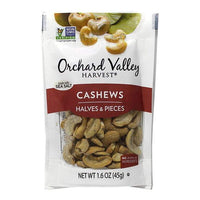 zzDISCONTINUED - Orchard Valley Cashews Halves & Pieces - 1.6 oz.