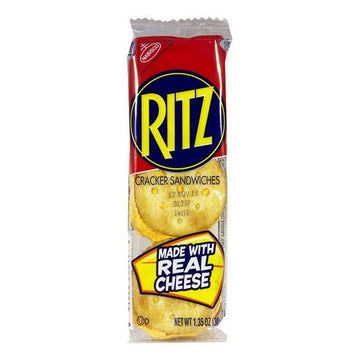 Ritz Cheese Sandwich Crackers - 1.35 oz.